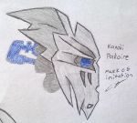 Blackwing's Kanohi Pakoire by Elphin-Zephyr