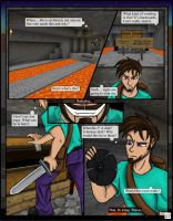 Minecraft: The Awakening Pg13 by TomBoy-Comics