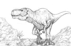 TRex by WiL-Woods
