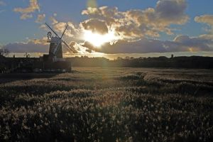 Cley Sunset by AndrewBass