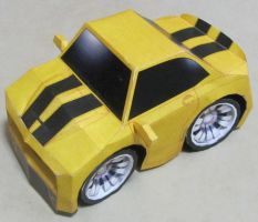 Super Deformed Camaro Bumblebee by aim11