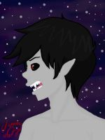 Marshall Lee by guardian-angel15