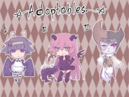 Adoptables batch #9 -closed by sparklebox