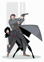 Torchwood by bazazatron
