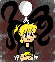 PewDie and Slendy! by PhantomhiveeArc