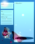 TheFaeriesOak OC Application      By: Jollyollypop by VivaFariy