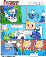 Fionna and Cake: Omnibus (Ch. 1 ~ Pg. 3) by adam1875