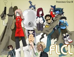 FLCL Time by KL45H
