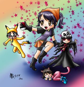 my pokemons by ArGe