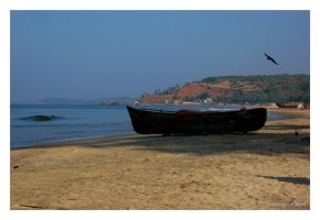 India beach impression by SmartyPhoto
