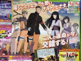 Evolution of NaruHina by jkphantom9