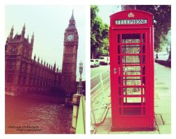 London. by HorzeGirlz