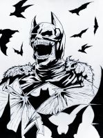 Batman Skullface by DiegoE05