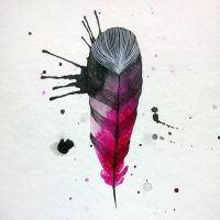Feather II by excentric
