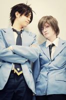 Touya and Yukito by niikura-sama