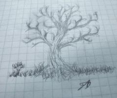 Tree RETRY by jedipherous by jedipherous