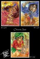 Orient ACEO-Cards by 1000Dreams