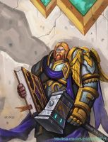 Uther by Dark-ONE-1