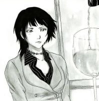 Soi Fon - Invitation for dinner by Blychee