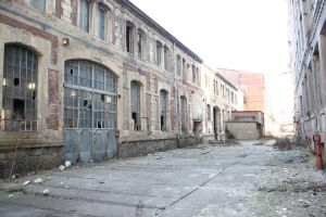 old factory_05 by BloodyArt-Stock