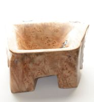 Burl Bowl Finished Front by lamorth-the-seeker