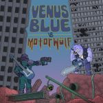 Venus Blue vs. Motorwulf by imaginarypeople26