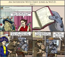 Interview with Jones and WOD 3 by Swashbookler