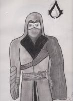 Assassin's Creed Recruit by wolfwarrior001