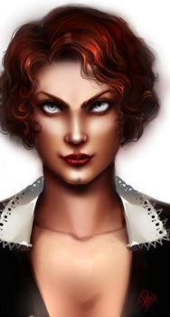 American Horror Story : Moira by Philiera