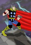 Discount Commission - Thor by monkeygeek