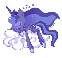 Beauty sleep .:Comm:. by Ipun