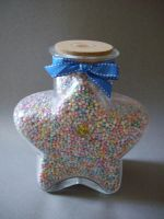 36 000 Mini Origami Stars by Paper-Peaches