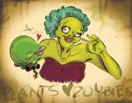 Plants love Zombies by abimonts