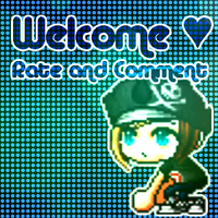 Welcome Icon. by Coldent