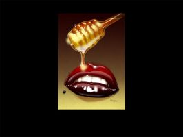 Honey Lips by Franchesco