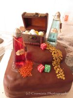 Rpg Cake by Cosmisia