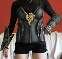 Eternal Abyss Plate Armor: Aion - WIP by xAtashix