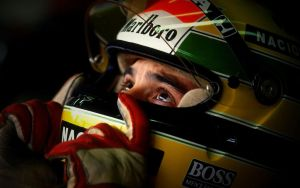 Ayrton Senna (Japan 1989) by F1-history