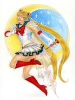 Sailor Moon by nove