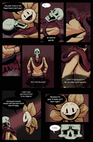 Flowey Is Not a Good Life Coach - Chap. 2, page 3 by fluffySlipper