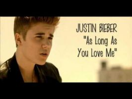 Gif De Justin Bieber As Long As You Love Me by Milagors1103