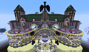 FINISHED Self Done Temple of Ianite by 8bloodpetals