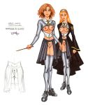 Erotic Earth Harry Potter: Hogwarts Uniforms by TCatt