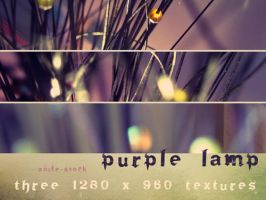 Purple Lamp by aoife-stock