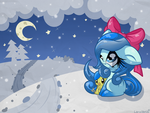 Winters Soft Lullaby by LoreHoshiko