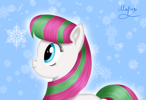 Winter Blossomforth by MariaFauna