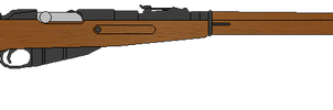 Mosin M1891-30 by DaltTT