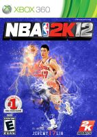 NBA 2K12: The Linning Edition by chronoxiong