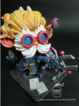 Heimerdinger - League of Legends by NikeMonsterTub