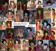 Jinora Collage (Book 1) by JackieStarSister